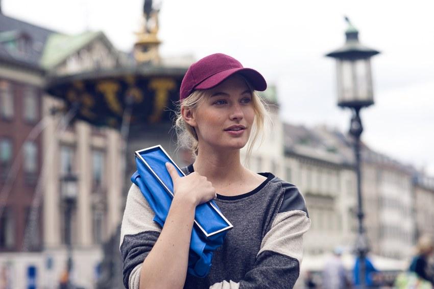 black baseball hat fashion cap blog caps 2015
